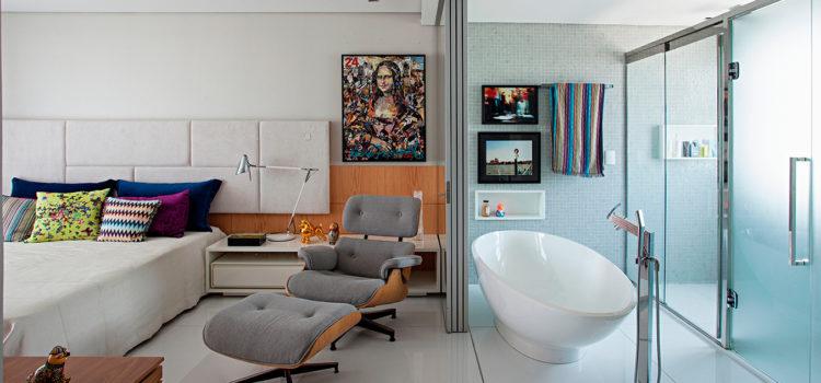 Apartamento por Rodrigo Maia